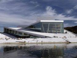 На крышу оперного театра в Осло пустят скейтбордистов