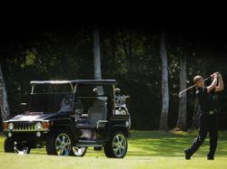 Британцы создали для гольфистов миниатюрную версию Hummer