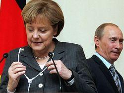Ангела Меркель отказалась принимать Украину и Грузию в НАТО