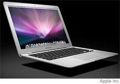 Служба безопасности аэропорта не признала ноутбук в MacBook Air