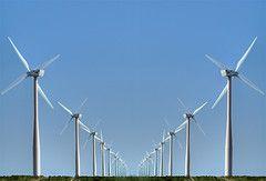 В США началось строительство самой крупной в стране ветряной электростанции