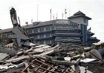 Странам южной Европы угрожает сильнейшее землетрясение