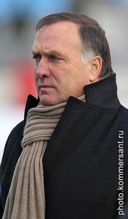 Дик Адвокат - самый высокооплачиваемый тренер в истории премьер-лиги