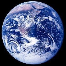Хрупкая Земля: фото изменений планеты со спутника