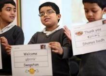 Ученики британской начальной школы изучают 41 иностранный язык