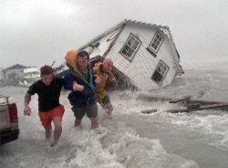 Убытки от катастроф в 2007 году составили более 27 миллиардов долларов