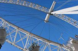 London Eye - самое большое колесо обозрения в Европе (фото)