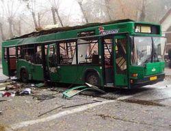 УФСБ: Взрыв автобуса в Тольятти в октябре не был терактом