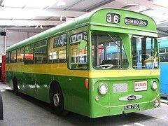 Немецкая Daimler намерена создать СП по производству автобусов для рынков России и Китая