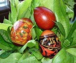В Лондоне выставлены на продажу 30-килограммовые пасхальные яйца