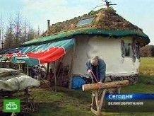 Бюджетный дом из соломы