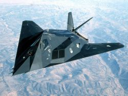 Самолет F-117 «Стелс» отправляют на пенсию