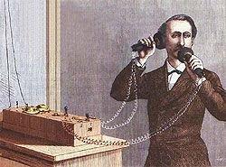 Изобретателя телефона Александра Белла обвинили в плагиате