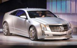 Серийный Cadillac CTS Coupe Concept появится уже в 2009 году