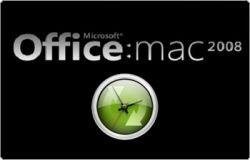 Microsoft выпускает первое обновление для пакета Office 2008 и очередное для Office 2004
