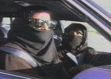 Саудовские женщины требуют права на вождение