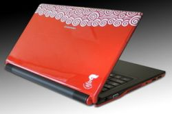 Lenovo представил ноутбук с олимпийской символикой