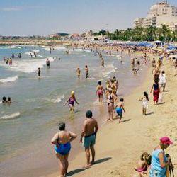 Россияне все чаще едут отдыхать на Черноморское побережье