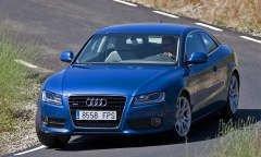 Audi A5 - разоблачение автомобиля года