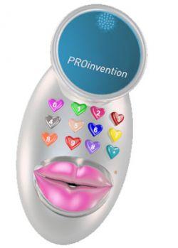 Телефон KissPhone сможет передавать ваши поцелуи через расстоянии