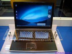 CeBIT-2008: игровые ноутбуки от фирмы Clevo