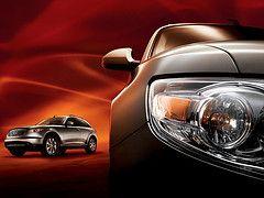 В 2010 году кроссовер Infiniti получит мощный дизель