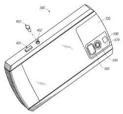 RIM патентирует блокировочные механизмы для камер Blackberry