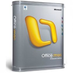 Microsoft выпустила апдейт Office 2008 для Mac