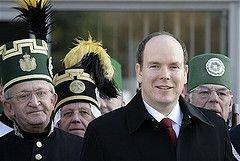 Князь Монако Альбер II опроверг слухи о женитьбе