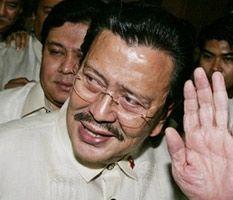 Экс-президент Филиппин Джозеф Эстрада вернется в кинематограф ради бедняков