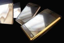 Стильная весна: Samsung Armani, Nokia 8800 Arte & 7900 Prism в платине и золоте