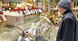 Продукты в России дорожают в три раза быстрее, чем в ЕС