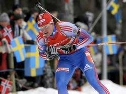 Российский биатлонист, стрелявший по чужим мишеням, остался без медали