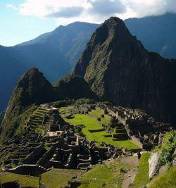 В южноамериканских Андах обнаружен древний храм эпохи Инков