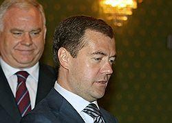Дмитрий Медведев впервые провел в Кремле совещание в новом статусе