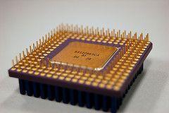 Четырехъядерный процессор для ноутбуков выйдет в III квартале 2008 год