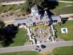 Майкл Джексон расплатился с долгами за Neverland
