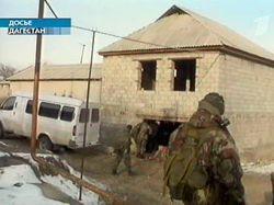 Дагестанский ОМОН ведет бой в Буйнакском районе
