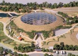 В Британии появится самый большой дом для бабочек