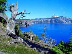 Лучшие озера в мире находятся в США (фото)