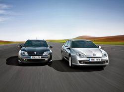 Renault начинает российские продажи Laguna III