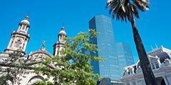 Посещающие Чили туристы отдают предпочтение Сантьяго
