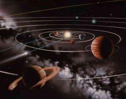 У Солнечной системы похитили кислород