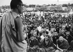 Тибетское движение в изгнании заявило о 100 погибших в беспорядках в Тибете