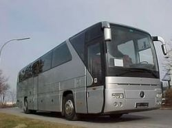 Россиян пересадят в немецкие автобусы
