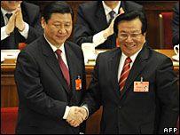 Ху Цзиньтао переизбран на новый срок