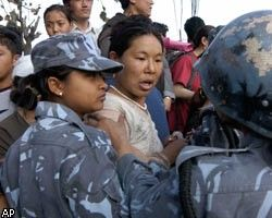 Тибетские беспорядки перекинулись на соседние страны