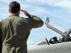 Пилот разбившегося в Аризоне F-16 исчез