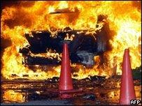 Взрыв в таиландском отеле: двое погибших