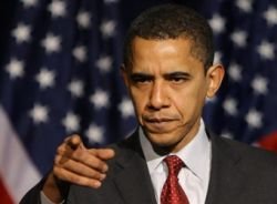 Барак Обама увеличил отрыв от Хиллари Клинтон